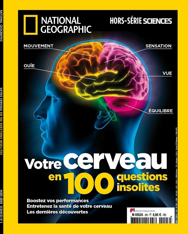 National Geographic Hors-Série Sciences 3
