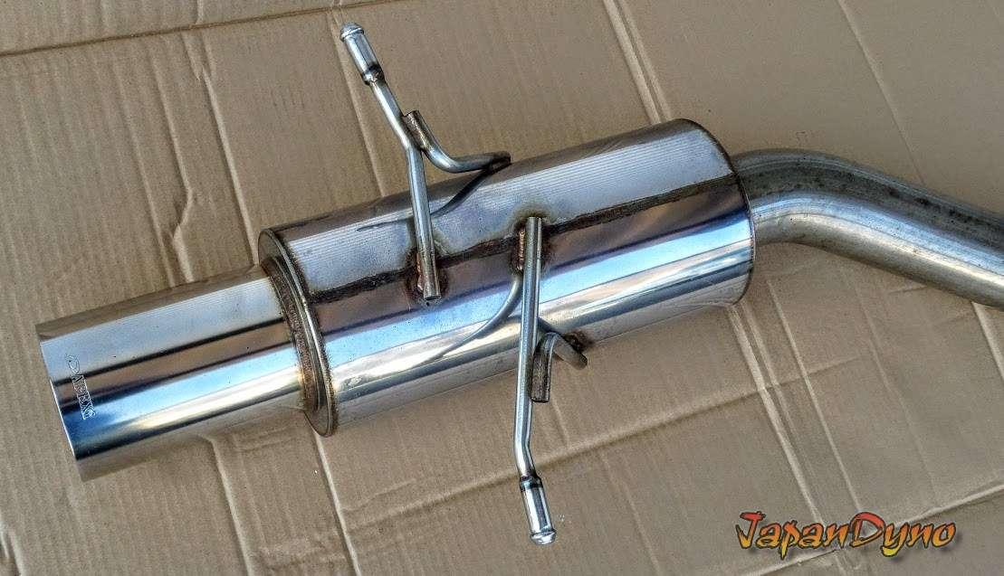 APEXI Exhaust Muffler Subaru Legacy Liberty BD5 BG5 EJ20 EJ25 EJ