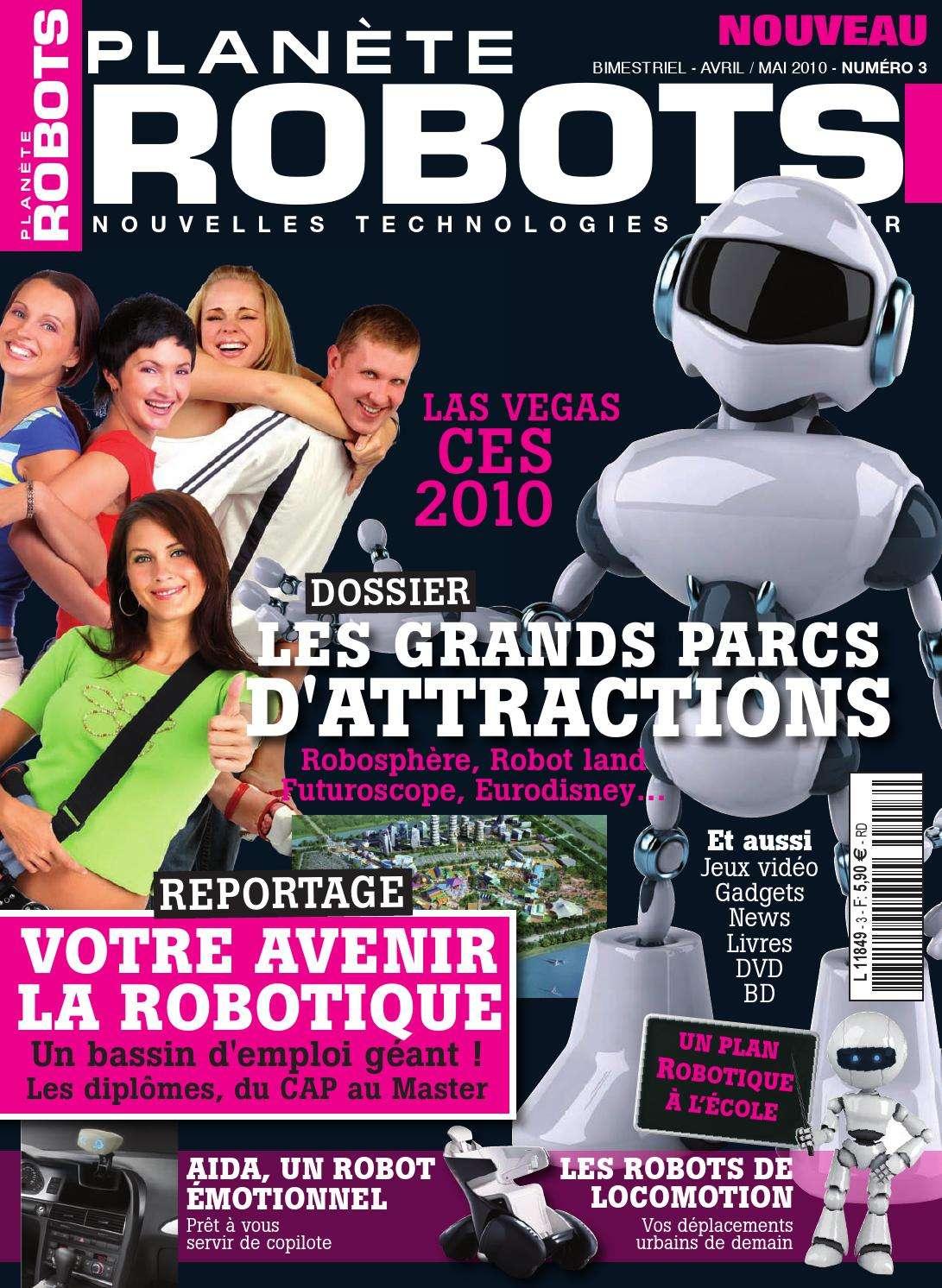 Planète Robots 3