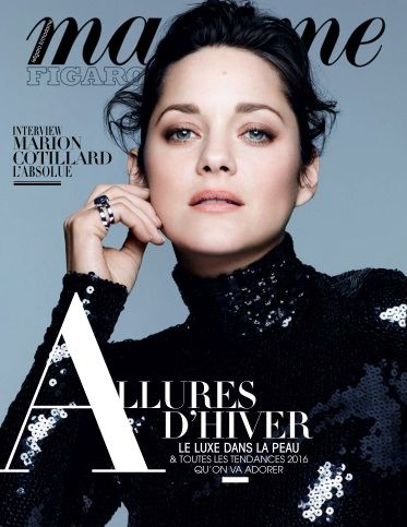Madame Figaro - 22 Octobre 2015