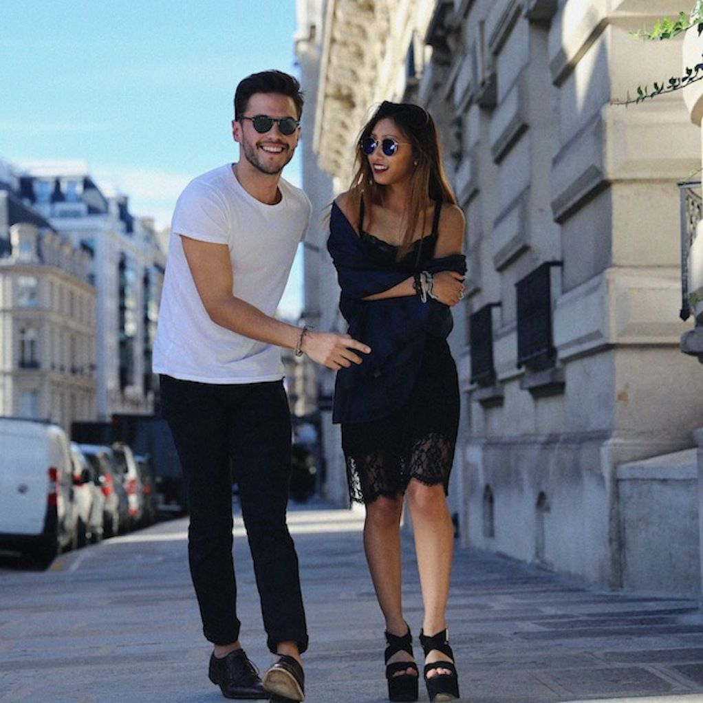 blog mode paris couple style homme