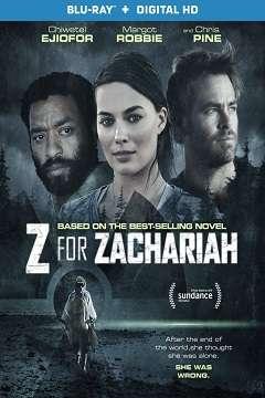 Z for Zachariah - 2015 BluRay (m720p - m1080p) Türkçe Dublaj MKV indir