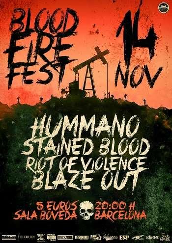 Blood Fire Fest cartel