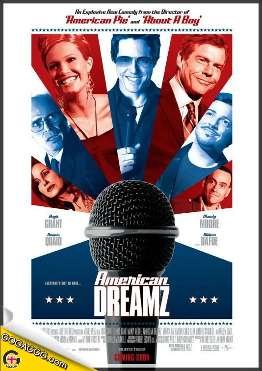 American Dreamz   ამერიკული ოცნება (ქართულად) [EXCLUSIVE]
