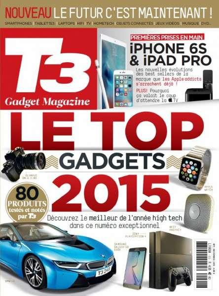 T3 Gadget Magazine 1 – Novembre 2015