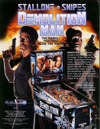 Cezaland�r�c� - Demolition Man - 1993 T�rk�e Dublaj MKV indir