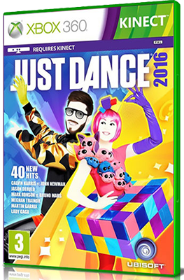 [XBOX360] Just Dance 2016 (2015) - SUB ITA
