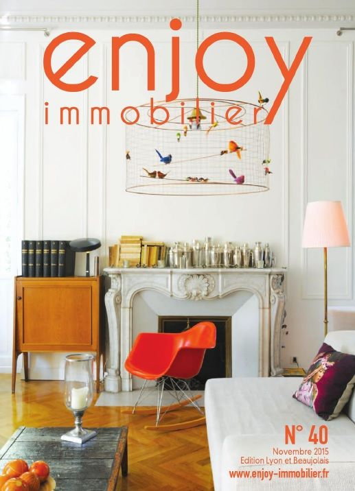 Enjoy Immobilier 40 - Novembre 2015