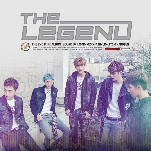 The Legend - Sound Up! (Full 2nd Mini Album) K2Ost free mp3 download korean song kpop kdrama ost lyric 320 kbps