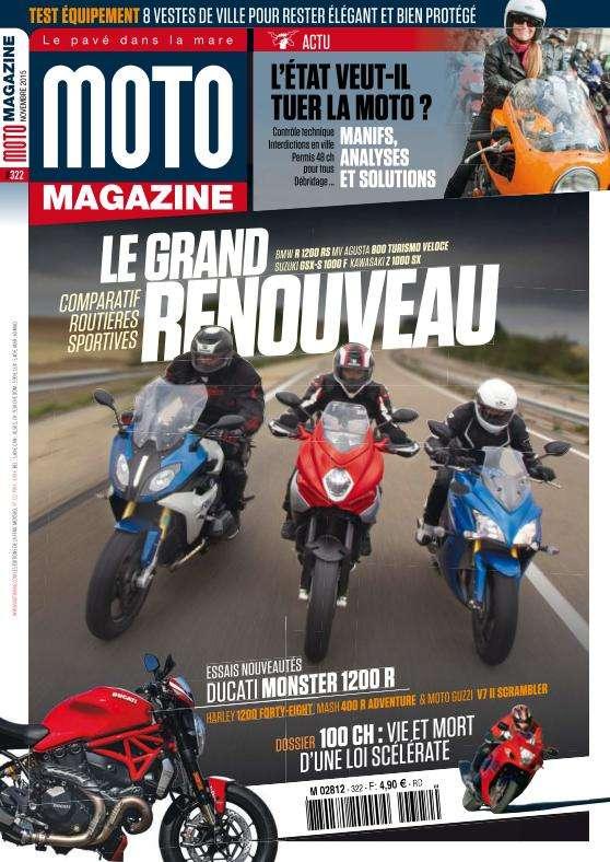 Moto Magazine - Novembre 2015