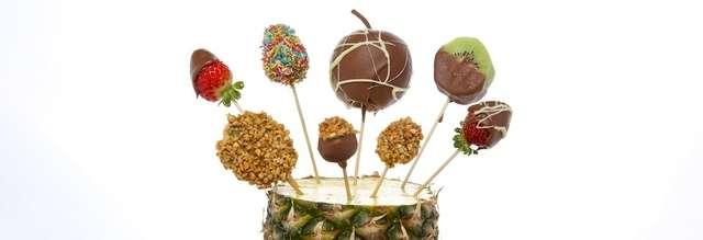 Owoce W czekoladzie Caprese