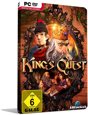 King's Quest Chapter 5 The Good Knight DOWNLOAD PC ENG (2016)