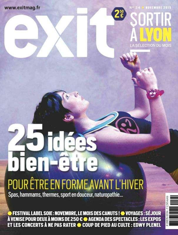 Exit 34 - Novembre 2015