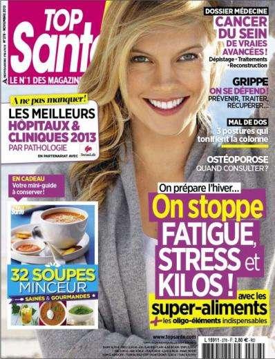 Top Santé 278 - Novembre 2013