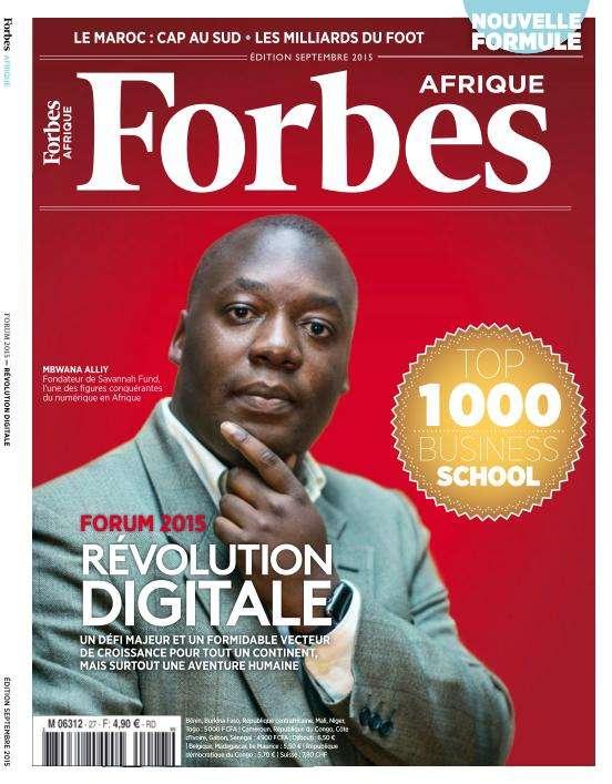 Forbes Afrique 27 - Septembre 2015
