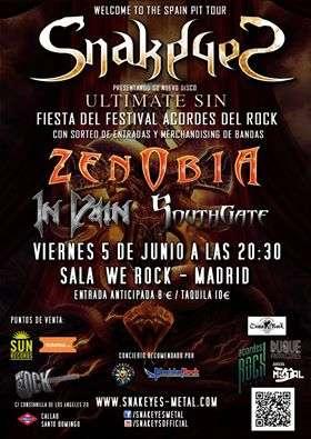 Fiesta Acordes de Rock