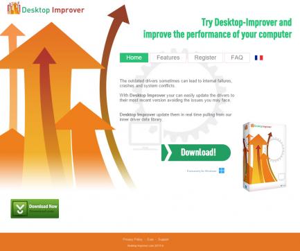 Desktop Improver elimination