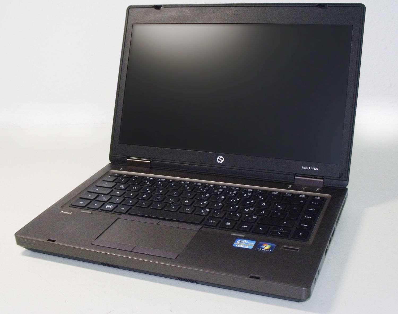 ordinateur portable hp probook 6460b dual core 250gb. Black Bedroom Furniture Sets. Home Design Ideas
