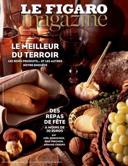 Le Figaro Magazine - 18 Décembre 2015