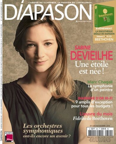 Diapason - Novembre 2015