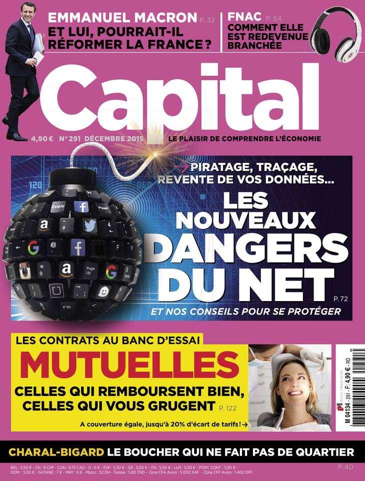 Capital 291 - Décembre 2015