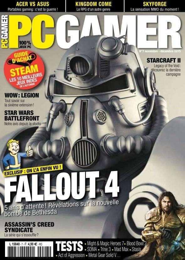 PC Gamer 7 - Novembre-Decembre 2015