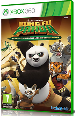 [XBOX360] Kung Fu Panda: Showdown of Legendary Legends (2015) - SUB ITA