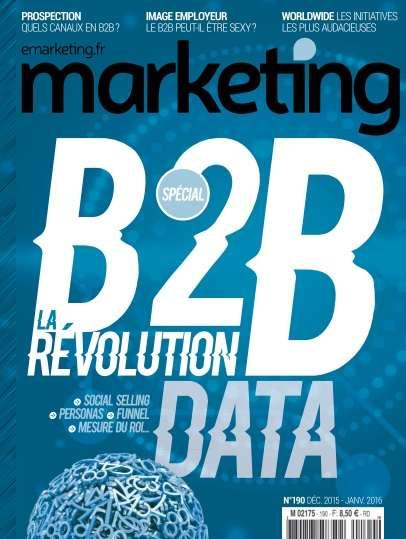 Marketing 190 - Décembre 2015/Janvier 2016