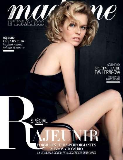 Madame Figaro - 8 Janvier 2016