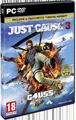 Just Cause 3 DOWNLOAD PC ITA (2015)