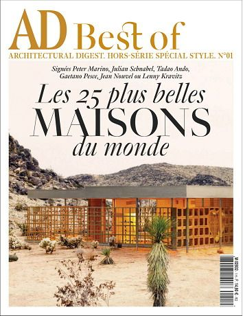 AD Best of Architectural Digest Hors Série 1