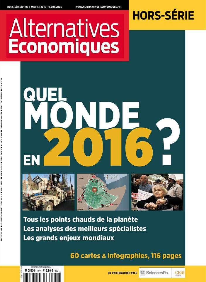 Alternatives Économiques Hors-Série 107 - Janvier 2016