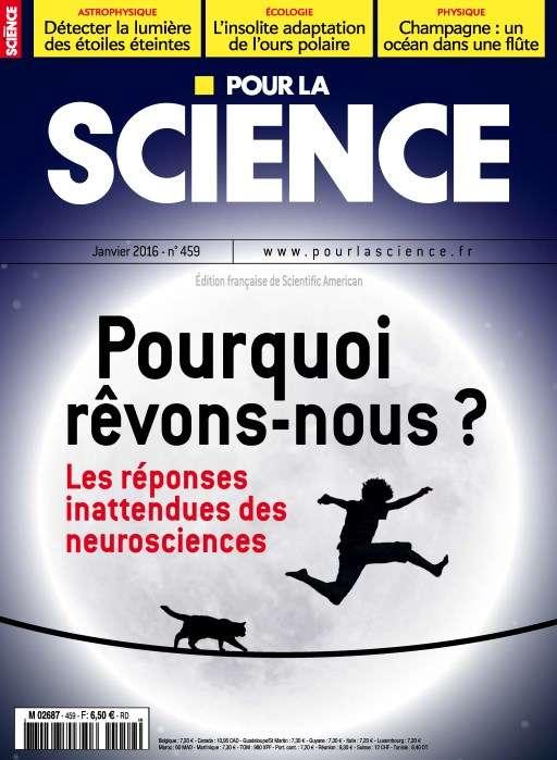 Pour la Science 459 - Janvier 2016