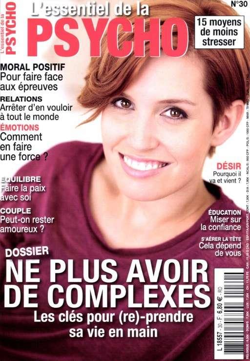 L'Essentiel De La Psycho 30 - Décembre 2015/Février 2016