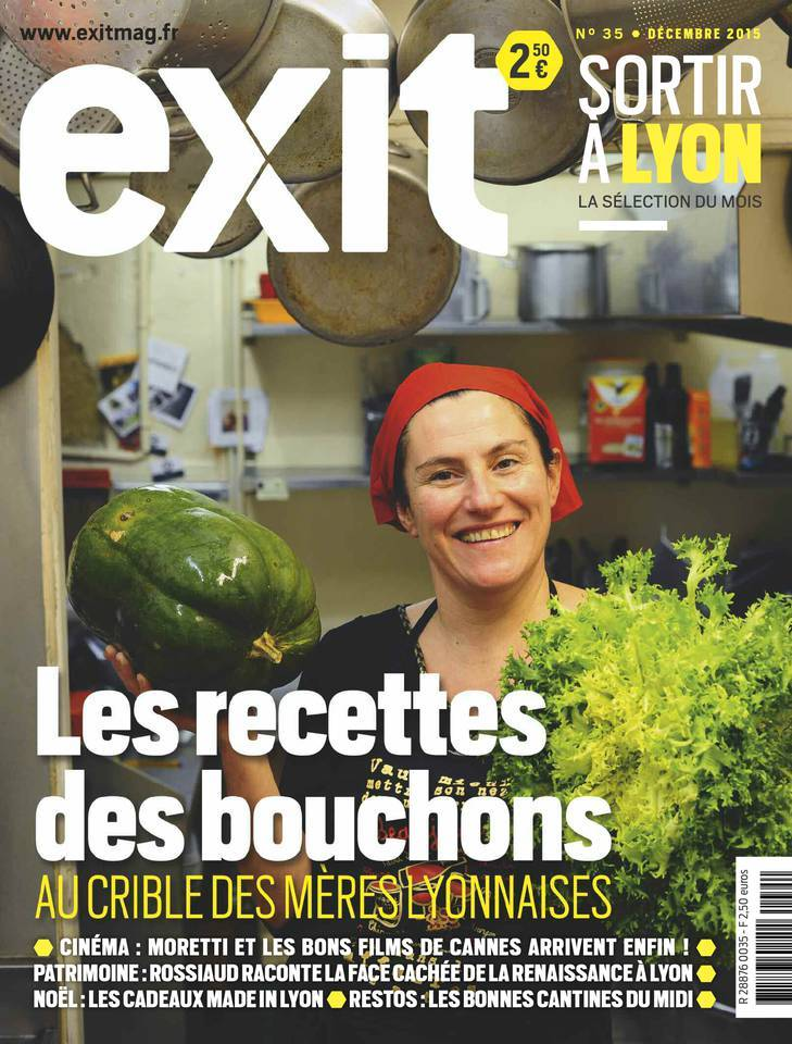 Exit Mag 35- Décembre 2015