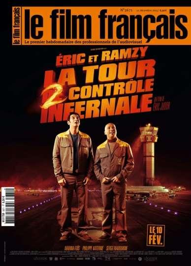Le Film Français 3671 - 11 Décembre 2015