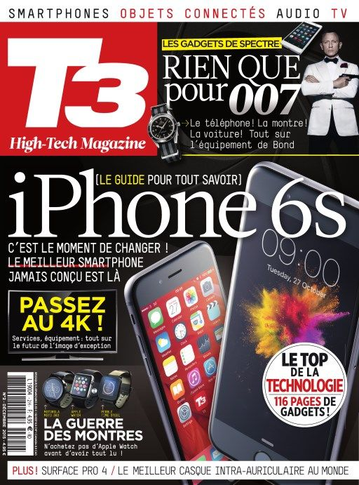 T3 High-Tech Magazine 2 - Décembre 2015