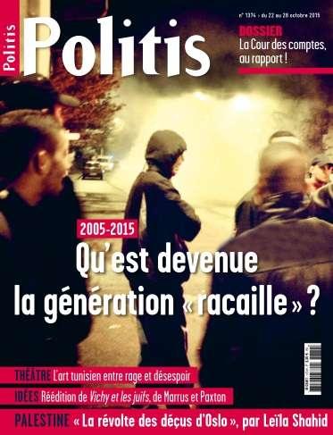 Politis - 22 au 28 Octobre 2015