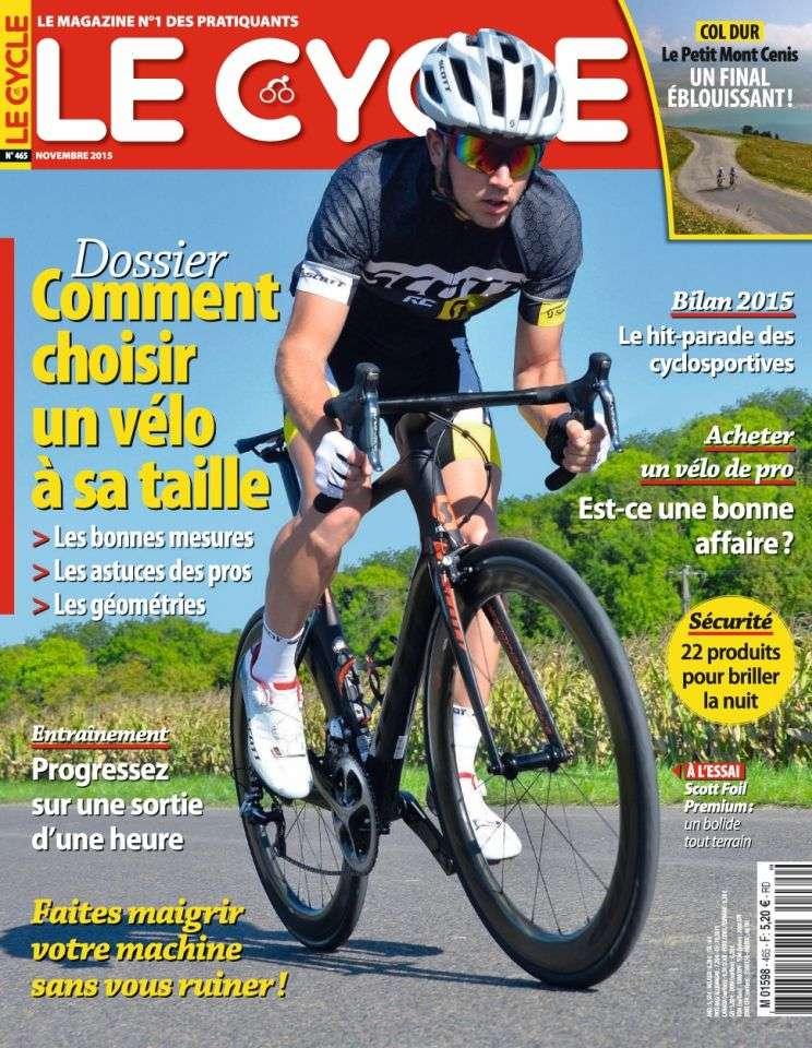 Le Cycle 465 - Novembre 2015