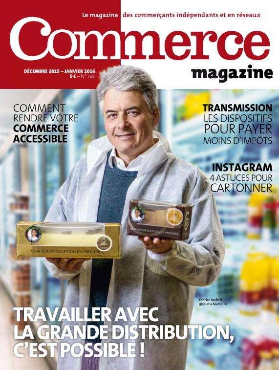 Commerce Magazine - Décembre 2015 -Janvier 2016
