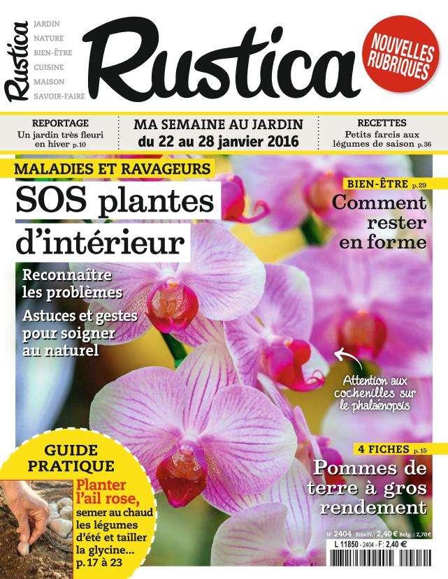 Rustica 2403 - 22 au 28 Janvier 2016