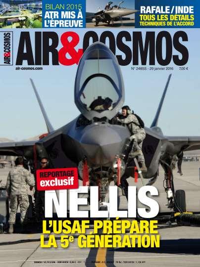 Air & Cosmos - 29 Janvier au 4 Février 2016