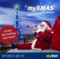 mybet myxmas 2015 december promotion