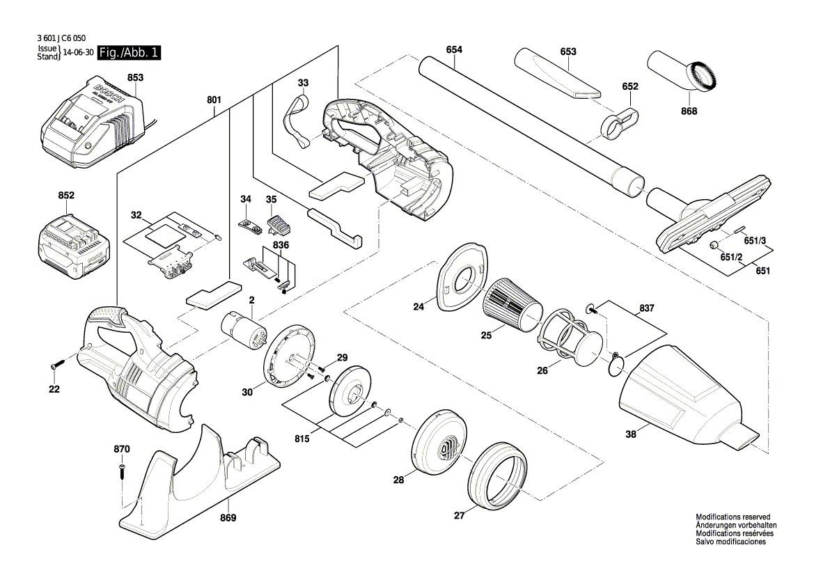 Bosch Filter 1619PA5188
