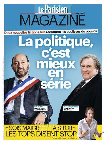 Le Parisien Magazine - 15 Janvier 2016