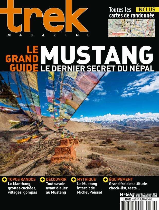 Trek Magazine 166 - Décembre 2015 - Janvier 2016