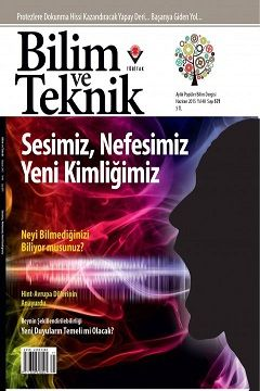Bilim ve Teknik Dergisi Haziran 2015 indir