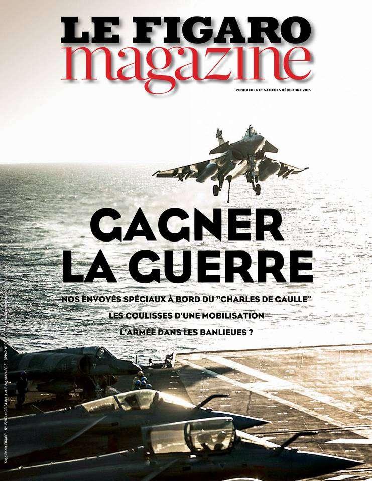 Le Figaro Magazine - 4 au 10 Décembre 2015