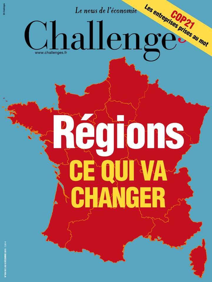 Challenges 456 - 3 au 9 Décembre 2015