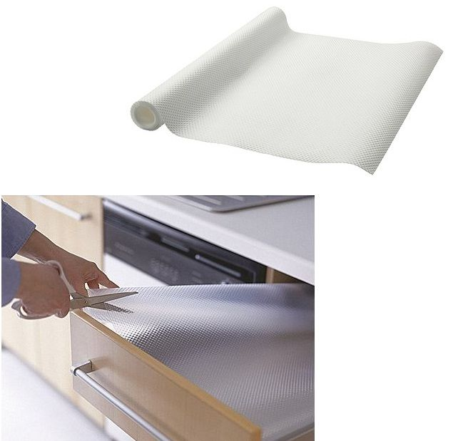 Ikea Rationell Variera Kitchen Cupboard Drawer Liner Non